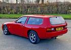 Porsche 924 DP Cargo je velmi vzácné kombi a čeká na nového majitele