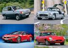 Odborníci i slavní závodníci vybrali 100 nejkrásnějších aut všech dob. Tady je kompletní pořadí