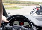 Ducati, Audi a Ford spolupracují na vývoji komunikace mezi vozidly