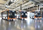 Mercedes-Benz pokračuje v dodávkách elektrických autobusů eCitaro