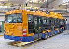 Zlín převzal první z nových bateriových trolejbusů Škoda 30 TR