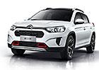 Čínský Citroën C3-XR prošel modernizací, změnila se příď