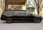 Cadillac Escalade Viceroy Edition nabízí královský luxus v prodlouženém a neprůstřelném těle