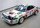 Na prodej je Toyota Celica stvořená pro rallye. Je to originální závodní kus!