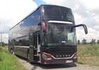 Setra S 531 DT: Maximalista