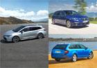 Toyota Corolla odhaluje český ceník. Srovnali jsme ceny hybridního kombi s dieselovou konkurencí