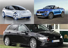 Nový Golf, omlazený Passat a elektromobil pro každého. Toto jsou novinky VW pro rok 2019