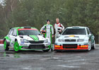 Škoda Fabia R5 vs. Fabia WRC. Rovanperä vs. Rovanperä. Byl rychlejší syn, nebo táta?