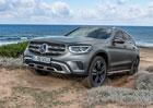 Mercedes-Benz GLC má po faceliftu. Přijíždí s novými motory a moderním multimediálním systémem
