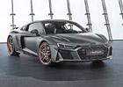 Ženeva 2019: Audi R8 V10 Decennium slaví deset let deseti válců