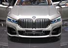 Autosalon Ženeva 2019 živě: Obří ledviny BMW řady 7 musíte vidět naživo