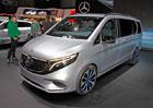 Ženeva 2019: Mercedes-Benz EQV odhaluje budoucnost prémiových MPV