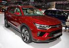 Autosalon Ženeva 2019 živě: SsangYong Korando je zmenšený Rexton s novými motory