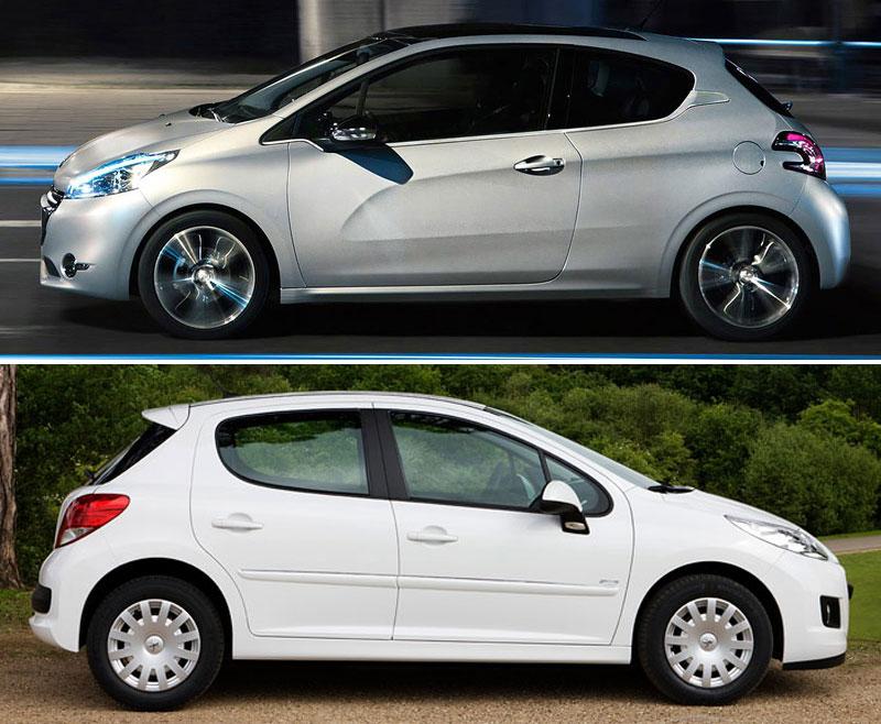 Peugeot 208: Základní Cena Klesla Na 214.000 Kč