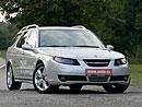Saab 9-5 2.3t BioPower - Alkoholový dýchánek