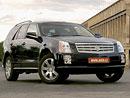 Cadillac SRX 3.6 AWD – Ministerstvo komfortu