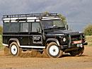 Land Rover Defender 110 SW – Lesní móda
