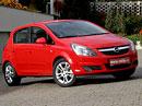 Opel Corsa Sport 1.3 CDTI (66 kW) –  Cykloturista