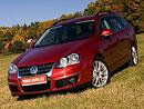 VW Golf Variant 2,0 TDI - kvalita, prostor ahluk