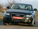 Audi A4 2.0 TDI – Nedejte na cizí rady