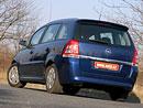 Opel Zafira 1.7 CDTI (92 kW) – Vylepšování bestselleru