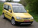 Opel Combo Arizona CNG – Ruty, šuty...