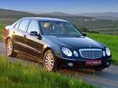 Mercedes-Benz E 300 Bluetec - Čistá práce