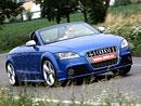 Audi TTS Roadster – S jako Sport. Vážně.