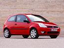 Ford Fiesta (2002-2008) – Oslava jízdních vlastností