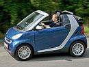 Smart ForTwo Cabrio CDI – Poznávejte město