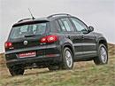 VW Tiguan 2,0 TSI - Recept na úspěch