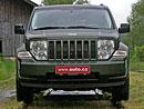 Jeep Cherokee 2.8 CRD – Hranatý les