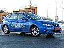 Subaru Impreza 2.0R LPG - Tlumič nákladů