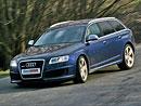 Audi RS6 Avant – Tři sta z místa