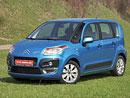 Citroën C3 Picasso 1.6 HDi (66 kW) – Umělec s praktickými sklony