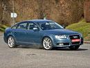 Audi A6 3.0 TFSI quattro – Na cestě vzhůru