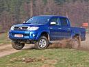 Toyota Hilux 3,0D - Setkání s legendou