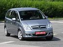 Opel Meriva 1,7 CDTI (74 kW) – Praktická tradice