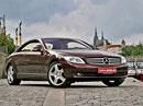 Mercedes-Benz CL 500 4Matic - Stará škola