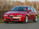 Alfa Romeo 159 SW 2,0 JTD (125 kW) - Nafta, která baví