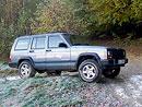 Jeep Cherokee 2,5 TD - Farmářské vozidlo