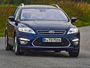 Ford Mondeo Combi 2.2 TDCi – Dálniční expres