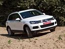 VW Touareg 3,0 TDI - (Ne)příjemná skutečnost