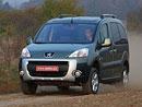 Peugeot Partner Teepee 4x4 Dangel – Francouz do terénu