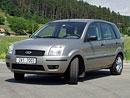Ford Fusion 1,6 16V Trend - Vysoko, krátce, silně (07/2003)