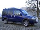 Fiat Doblo Malibu 1,6 MPI - osobní náklaďáček (12/2002)