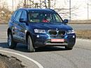 BMW X3 xDrive20d – 8 stupňů knižší spotřebě