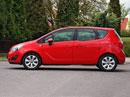 Opel Meriva 1,7 CDTI (96 kW) – Očervené Karkulce