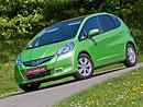 Honda Jazz Hybrid: Jazzděte pod 5