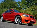 BMW 1 M Coupé - Hodně rychle, hodně bokem